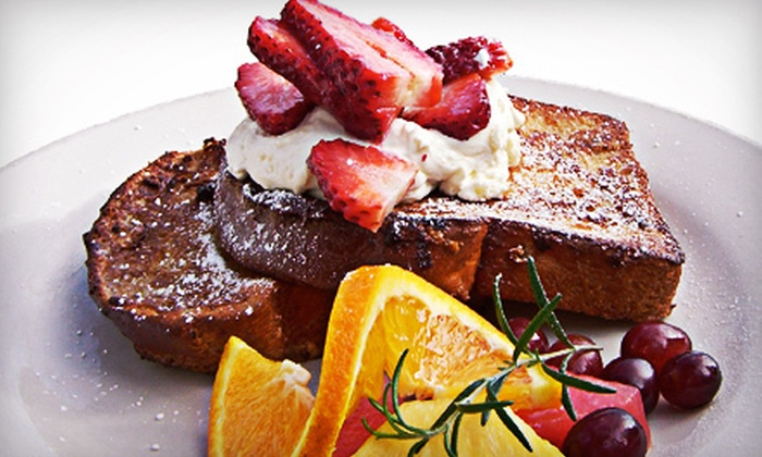 Fig Tree Café - Multiple Locations: Italian-Inspired Californian Cuisine Monday–Thursday or Friday–Sunday at Fig Tree Café (Up to 60% Off)
