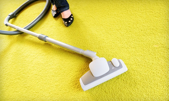 Eco Clean Carpet Solutions - Knoxville: Tile and Grout Cleaning or Carpet Cleaning from Eco Clean Carpet Solutions (Up to 55% Off)