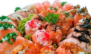 Swell Sushi: Swell Sushi – Aberta dos Morros: festival de sushi para 1 pessoa