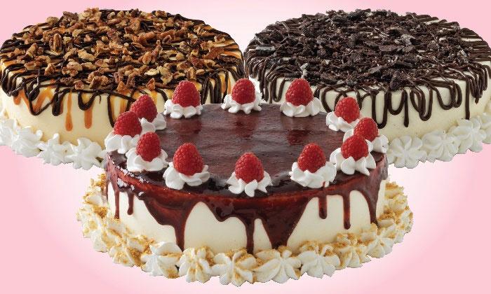 Marble Slab - Newark: Large Ice-Cream Cake or $12 for $20 Worth of Ice Cream at Marble Slab Creamery