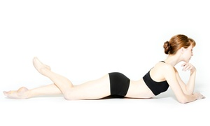 Cardio Barre: $49 for a 10-Pack of Barre-Fitness Classes at Cardio Barre ($160 Value)