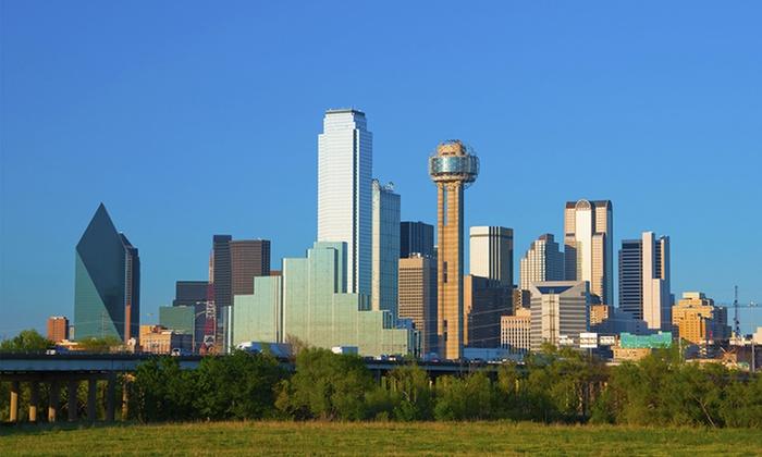 Dallas Doubletree Hotel Near the Galleria - Dallas, TX: Stay for Two at Dallas Doubletree Hotel Near the Galleria in Dallas, TX
