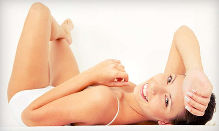 Esthetique - Utica: Six Laser Hair-Removal Treatments on a Small, Medium, or Large Area at Esthetique (Up to 67% Off)
