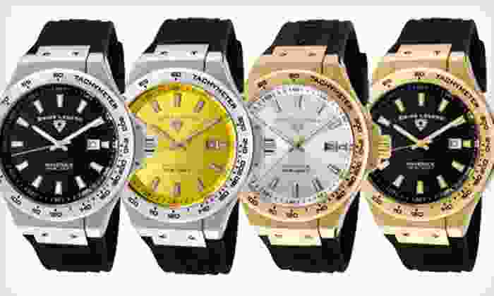 Swiss Legend Men's Watches: $69 for a Swiss Legend Men's Maverick or Grande Sport Watch (Up to $795 List Price). Multiple Options Available. Free Shipping.