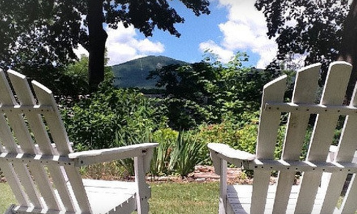 Mount Greylock Inn - Adams: Two-Night Stay for Two with Breakfast at Mount Greylock Inn (Up to Half Off). Three Options Available.