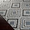 Surya Slate Diamond Print Rug