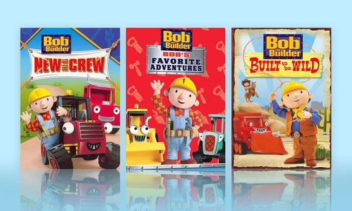 Bob the Builder DVD 3-Pack: Bob the Builder DVD 3-Pack. Free Returns.