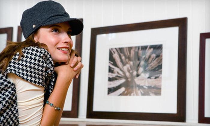 Marin Frames - Multiple Locations: Custom Framing at Marin Frames (Up to 63% Off)