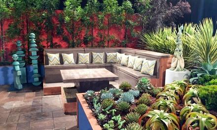 San francisco flower garden show in san mateo ca groupon for San francisco flower and garden show