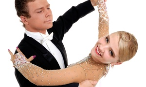 The Verve Ballroom: Dance Lessons for an Individual or Couple at The Verve Ballroom (Up to 59% Off). Three Options Available.