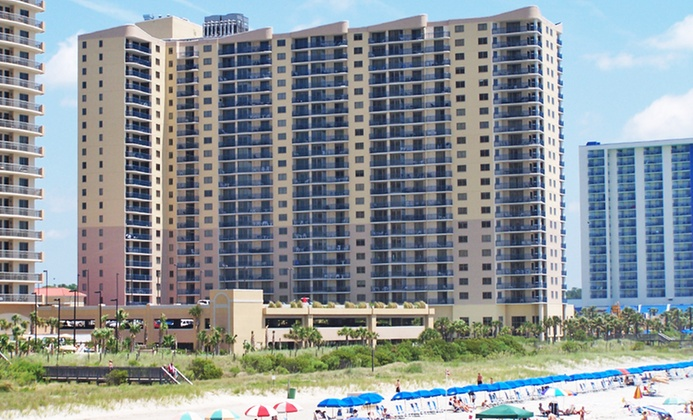Spacious Condos & Villas at Myrtle Beach Resort