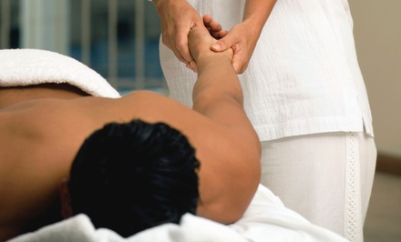 One or Three 90-Minute Rolfing Sessions at Raleigh Rolfing (Up to 63% Off)