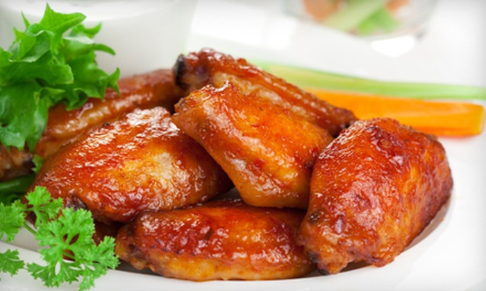 Redhots Wings & Things - Orange Mound Civic Orgganization: $16 for Two Groupons, Each Good for $16 Worth of American Food at Redhots Wings & Things ($32 Total Value)