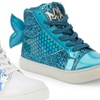 Olivia Miller Girl's The Amalthea Unicorn or Mermaid Sneakers