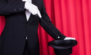 Victor Le'Yon Entertainment: Two-Hour Walk-Around or 30-Minute Staged Magician Performance from Victor Le'Yon Entertainment (Up to 55% Off)
