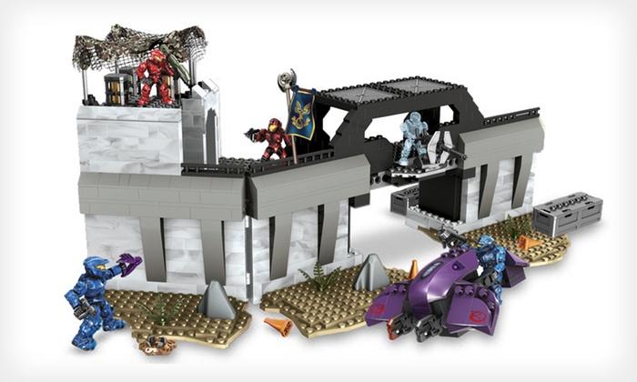 """Mega Bloks """"Halo"""" Toy-Building Set: $19 for a Mega Bloks """"Halo"""" Toy-Building Set ($49.99 List Price). Free Shipping."""