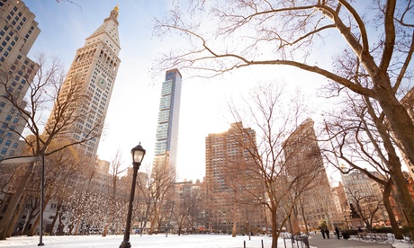 New York Walking Tour for Two or Four from Tours for @ll (Up to 66% Off) e1d57c78-683e-814c-b3ec-ca68da912942