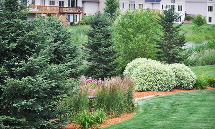 Jardins Boardwalk Gardens - Tilbury: Shrubs and Evergreens at Jardins Boardwalk Gardens (Up to 55% Off). Two Options Available.