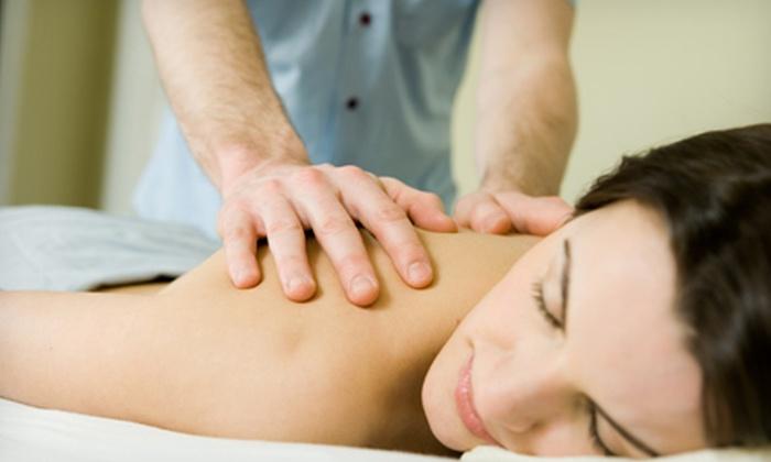DaLee Salon & Spa - Montrose: $36 for $65 Worth of Swedish Massage at DaLee Salon & Spa