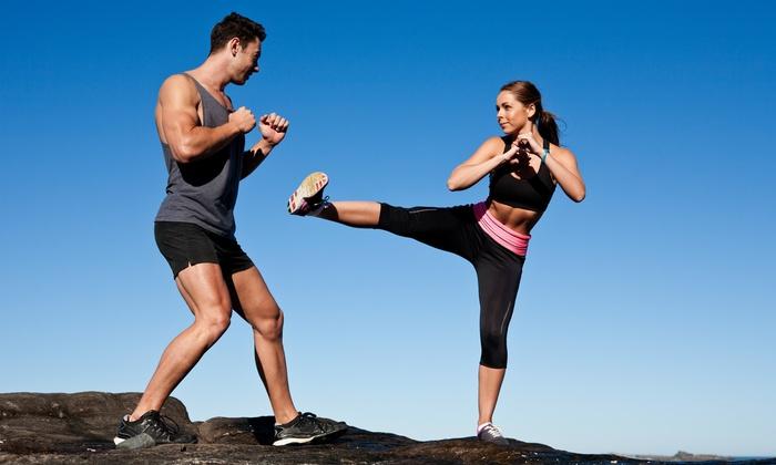 Top Notch Mma - Villa Park: Five Martial Arts Classes at Top Notch MMA (40% Off)