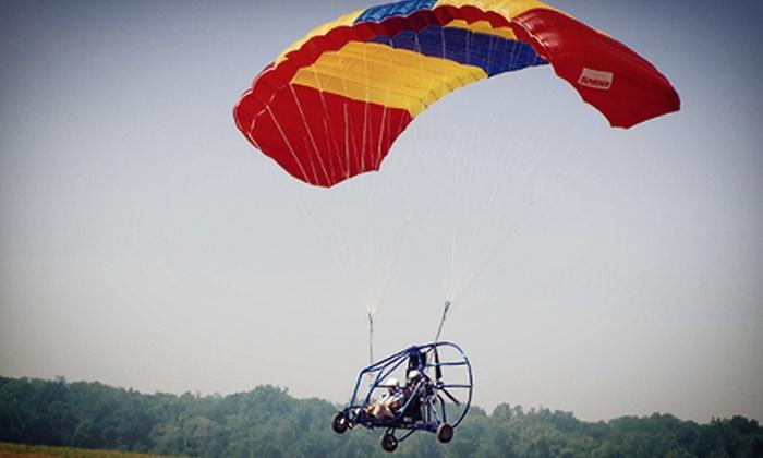 Easy Flight Powered Parachutes