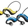 Sharper Image Sweat-Proof Sport Bluetooth Headphones with Mic