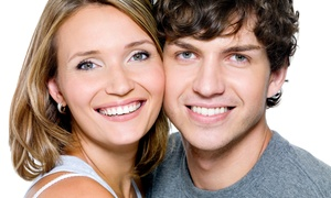 White Smile BC: One or Two Blue-LED Teeth-Whitening Treatments at White Smile BC (Up to 63% Off)