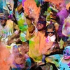Up to Half Off 5K Race from Color Me Rad
