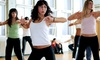 Up to 65% Off Adult Dance and Fitness Classes