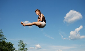 Springfit Gymnastics and Trampoline Club: Springfit: Adult Trampoline or Gymnastics Classes from £12