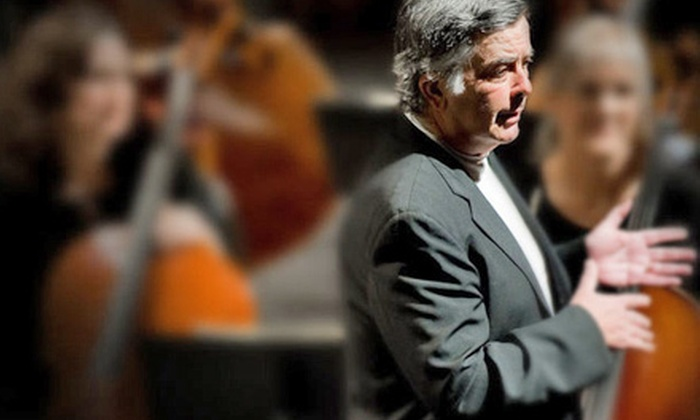 Chamber Orchestra of the Triangle - Downtown: Chamber Orchestra of the Triangle at Carolina Theatre of Durham (Up to Half Off)