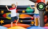 The Bounce House LLC - Multiple Locations: $16 for Four All-Day Play Passes, Four Sodas, and Four Bags of Chips at Bounce House (Up to $56 Value)