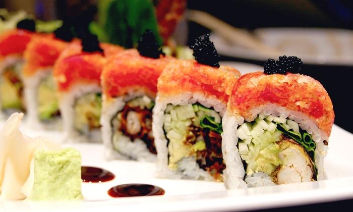 Umi Japanese Restaurant - Irving Park: $22 for $40 Worth of Japanese Food and Drinks at Umi Japanese Restaurant