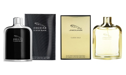 Jaguar Eau de Toilette Spray voor heren 100 ml Black of Gold