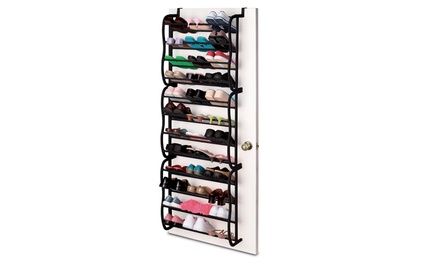 12Tier Hanging Shoe Rack
