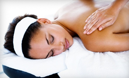 1-Hour Swedish Massage for One with Aromatherapy, Candles, and a Paraffin Hand Treatment  (a $90 value) - Kirby Whitten Massage Group in Bartlett