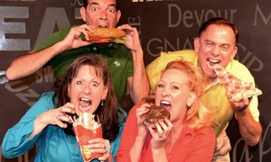 """Foodies! The Musical"": ""Foodies! The Musical"" at The Shelton Theater Through March 26, 2016 (Up to 53% Off)"