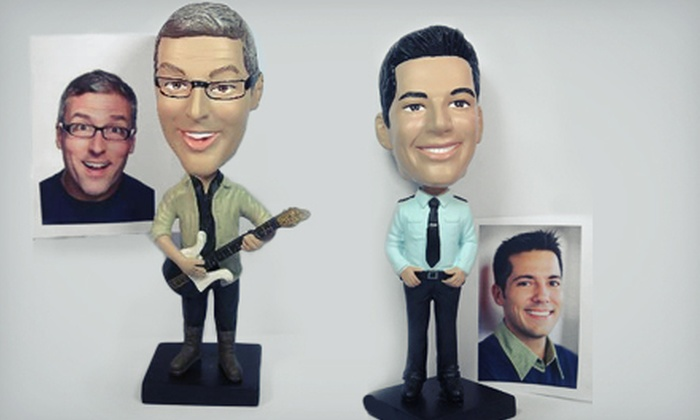 3D Clones: $59 for $125 Worth of Custom Bobblehead Dolls from 3D Clones