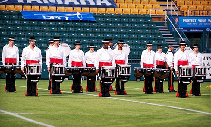 Hawthorne Caballeros Drum and Bugle Corps - Middle Village: Hawthorne Caballeros Drum and Bugle Corps at Clifton Stadium on Saturday, July 13, at 6:30 p.m. (Up to $22.75 Value)