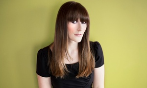 Fernando's Hair Studio: Haircut and Style with Optional Color or Basic Highlights at Fernando's Hair Studio (Up to 63%% Off)