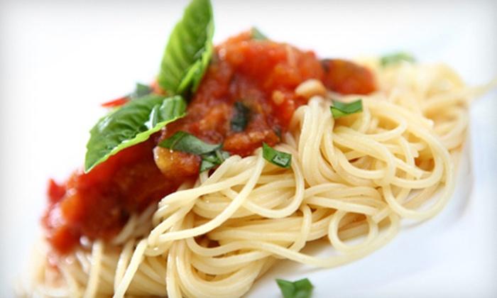 Sapore D'Italia Ristorante - Del Ray: Three-Course Italian Dinner for Two or $10 for $20 Worth of Lunch at Sapore D'Italia Ristorante in Alexandria