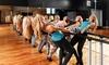 Secret Physique Barre Studio - Multiple Locations: $47 for Five Barre Fitness Classes at Secret Physique Studio ($80 Value)