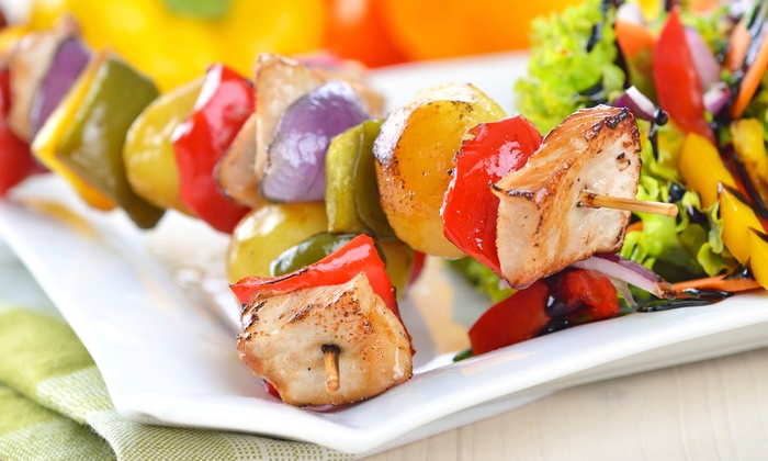 Green Dacha Grill & Hookah - Spring Valley: $19 for $30 Worth of Hookah, Food, and Drinks at Green Dacha Grill & Hookah