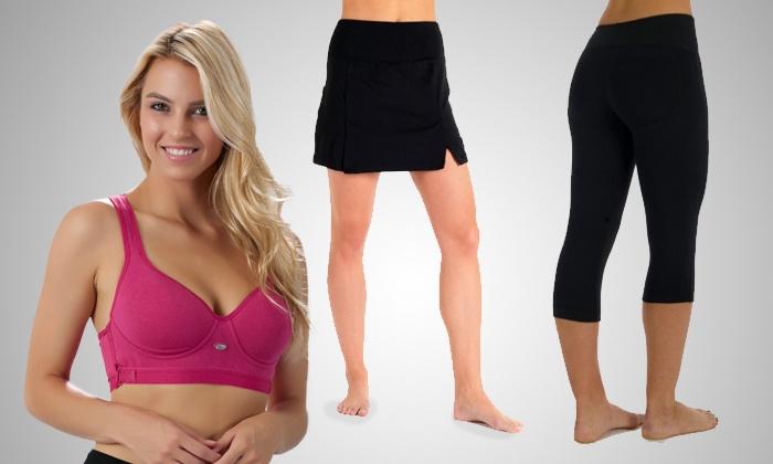Marika.com: Activewear, Shapewear, Yoga Apparel, and More at Marika.com (Up to 52% Off). Three Options Available.