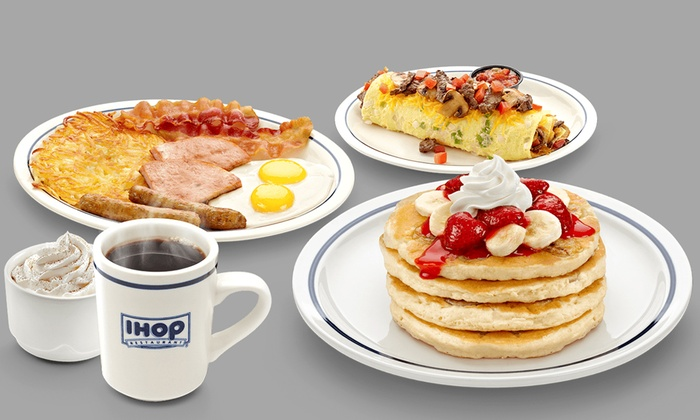 IHOP - Orland Park: $14 for Two Groupons, Each Good for $14 Worth of Breakfast and Diner Food at IHOP