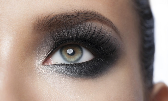 Lustrous. - Frenz Salon and Spa: $55 for $110 Worth of Makeup Services — Lustrous. Makeup Artistry