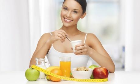 Visita medico-dietetica più 3 controlli (sconto fino a 87%)