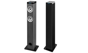 "Innovative Technology Wireless Bluetooth 40"" Tower Speaker"