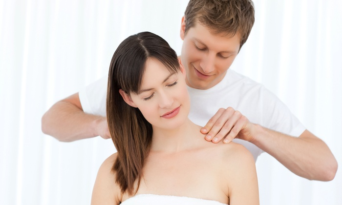Private Couples Massage Class - Touch Massage Therapy  Groupon-9974