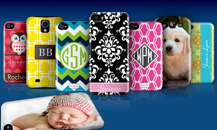 MyCustomCase.com: $20 for $45 Worth of Custom Cases for the iPhone, iPad, iPod or Samsung Galaxy from MyCustomCase.com